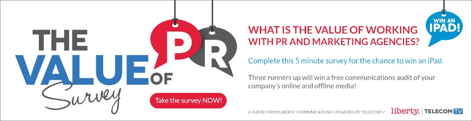Take the Value of PR survey and win an iPad!